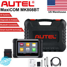 Autel MaxiCOM MK808BT OBDII Diagnostic Scanner All System Service Functions IMMO