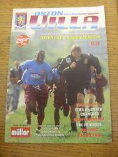 26/10/1994 Aston Villa Middlesbrough V [Liga de fútbol Copa]. artículo parece B