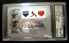 Stan Musial 2007 Topps Sterling Gem Mint 10 Auto 1/1 - TRUE 1/1 - RARE!!