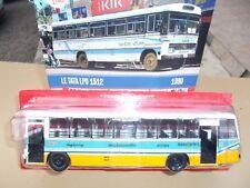 n° 45 TATA LPO 1512  BLUELINE  Autobus et Autocar du Monde année 1990 1/43 Neuf