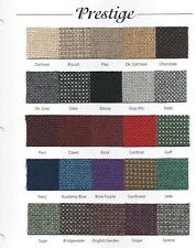 Prestige Tweed Upholstery Fabric for Automotive, Church, General Seating