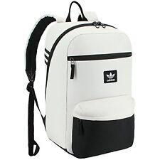 adidas Originals National Padded Backpack, Mist Stone/Black, One Size