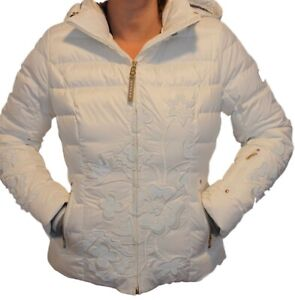 Bogner Women's Ski Jacket Down Winter Cyra D White all Sizes New with Label