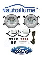 FORD Fiesta Mk7.5 Mk7 Mk6 Focus ST ZETEC S ZS LED DRL Angel Eye Fog Light Kit