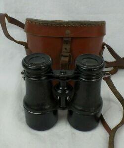 Deraisme Paris Fabi Antique Military Binoculars
