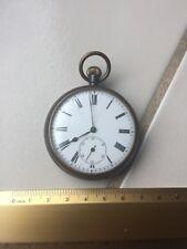 Brevet 1/4 repeater pocket watch