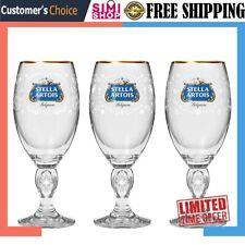 Stella Artois Limited Edition Mexico, Peru, and Tanzania Chalice Gift Set, 33cl