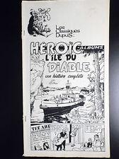 Supplément Spirou Classiques Dupuis Felix Tillieux N° 1925