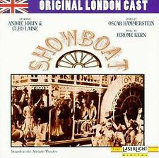 Show Boat [1971 London Revival Cast] [Highlights] by Original Soundtrack (CD, Fe
