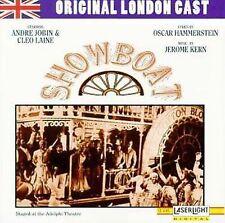 Showboat  1971 London Revival Cast  1995 by Kern, Jerome; Hammerstein II, Oscar;