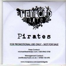 (BB283) Penfold Gate, Pirates - DJ CD