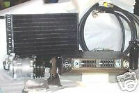CHRYSLER COMPLETE ADD ON UNDER DASH A C PACKAGE all with 12 volt