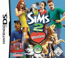 Die Sims 2: Haustiere (Nintendo DS, 2006)