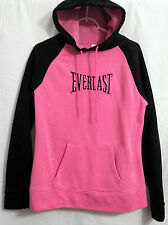 Everlast Sport Womens Large Pink Pull Over Hoodie