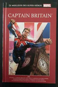 MARVEL LE MEILLEUR DES SUPER HEROS - CAPTAIN BRITAIN - COMICS - VF - 2017 - 4779