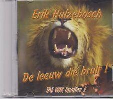 Erik Hulzebosch-De Leeuw Diie Brult Promo cd single