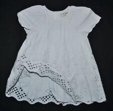 NEXT magnifique robe bébé fille âge 3-6 mois 68 cm vacances été Aqua Coton