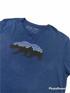 patagonia Bear T Shirt, Large, Rare