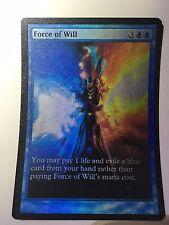 Force of Will Custom COMMON Alter Foil MTG EDH Commander Legacy READ DESC. V1