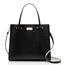 Kate Spade Bag WKRU3036 Arbour Hill Small Elodie Black Pebble Agsbeagle