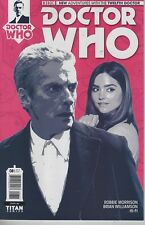 Doctor Who #8 New Adventures with the 12th Doctor comic book TV show series