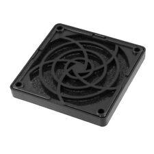 Plastic Square Dustproof Filter 80mm PC Case Fan Dust Guard Mesh WS Z6G3