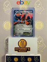 Scizor EX 76/122 NM MINT XY Breakpoint Full Art Rare Holo Pokemon Card