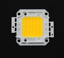 50W Warm White 2PCS Superbright LED High Power Lamp SMD Chip DIY Light Bulb New