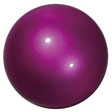 Sasaki Rhythmic Gymnastics Metallic Ball 18.5 Cm Raspberry M-207M-F From Japan