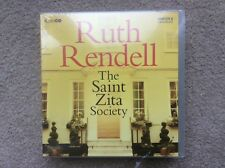The Saint Zita Society by Ruth Rendell (CD-Audio, 2012)