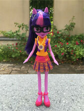 "My Little Pony Equestria Girls Friendship Games 9"" Doll Twilight Sparkle Loose"
