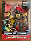 2001 Transformers Beast Machines RID Air Attack Optimus Primal MISB Hasbro
