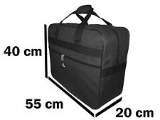 Hand Luggage Size Cabin Bag, RYANAIR Approved Travel Holdall 55x40x20cm Duffel