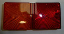 REAR LIGHT LENS; FORD/NEW HOLLAND AND OTHER TRACTORS (various, see listing)