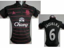 2009-10 FC Everton Jagielka #6 Away football shirt excellent small - XXS - 32