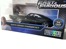 Fast & Furious Metals Die Cast 1/32 Car, Doms Dodge Challenger SRT8