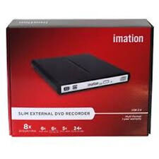 Imation Slim External DVD Writer Burner Drive