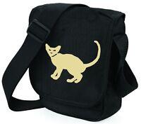Cat Bag Mini Reporter Siamese Cat Shoulder Bags Siamese Cat Mothers Day Gift