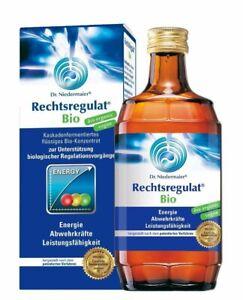 Rechtsregulat® BIO 350 ml Regulatessenz - Dr. Niedermaier