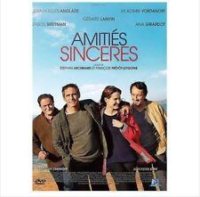 Amities Sinceres - Gérard Lanvin (Acteur), Jean-Hugues Anglade - DVD NEUF