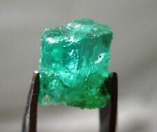 2.20 ct Ethiopian Emerald rough crystal - Shakiso / Derma area Ethiopia