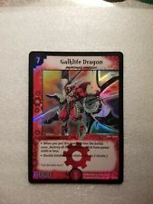 Duel Masters GALKLIFE DRAGON S4/S5 Mint and Never Played