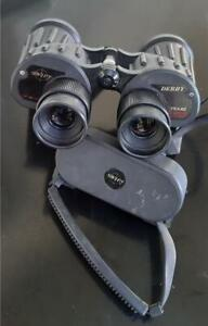"Vintage Swift ""Derby"" 7.5 x 42 Binoculars in Protective Rubber Casing"