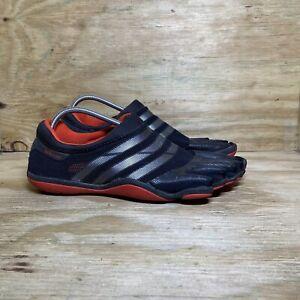 adidas adiPure Trainer Barefoot G61027 Running Shoes, Men's Size 14, Black