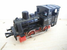 FLEISCHMANN HO 0-4-0 ANNA WERK-LOK 3 STEAM LOCO NEEDS ATTENTION MINOR DAMAGE