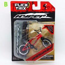 "NEW Flick Trix Bmx Mini Finger Bike "" HYPET "" Alloy model bikes M11B"