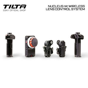 Tilta Nucleus-M: Wireless Lens Control System Camera Nucleus-M Follow Focus Kits