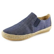 easy spirit Womens e360 Gallen Woven Espadrille Athleisure Blue  Size 6.5 Wide