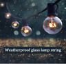 25ft 25LED G40 Strings Fairy Lights Globe Bulbs Lamps Light Party Xmas Decor