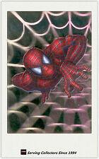 2002 Topps Spiderman Trading Card Hologram H1